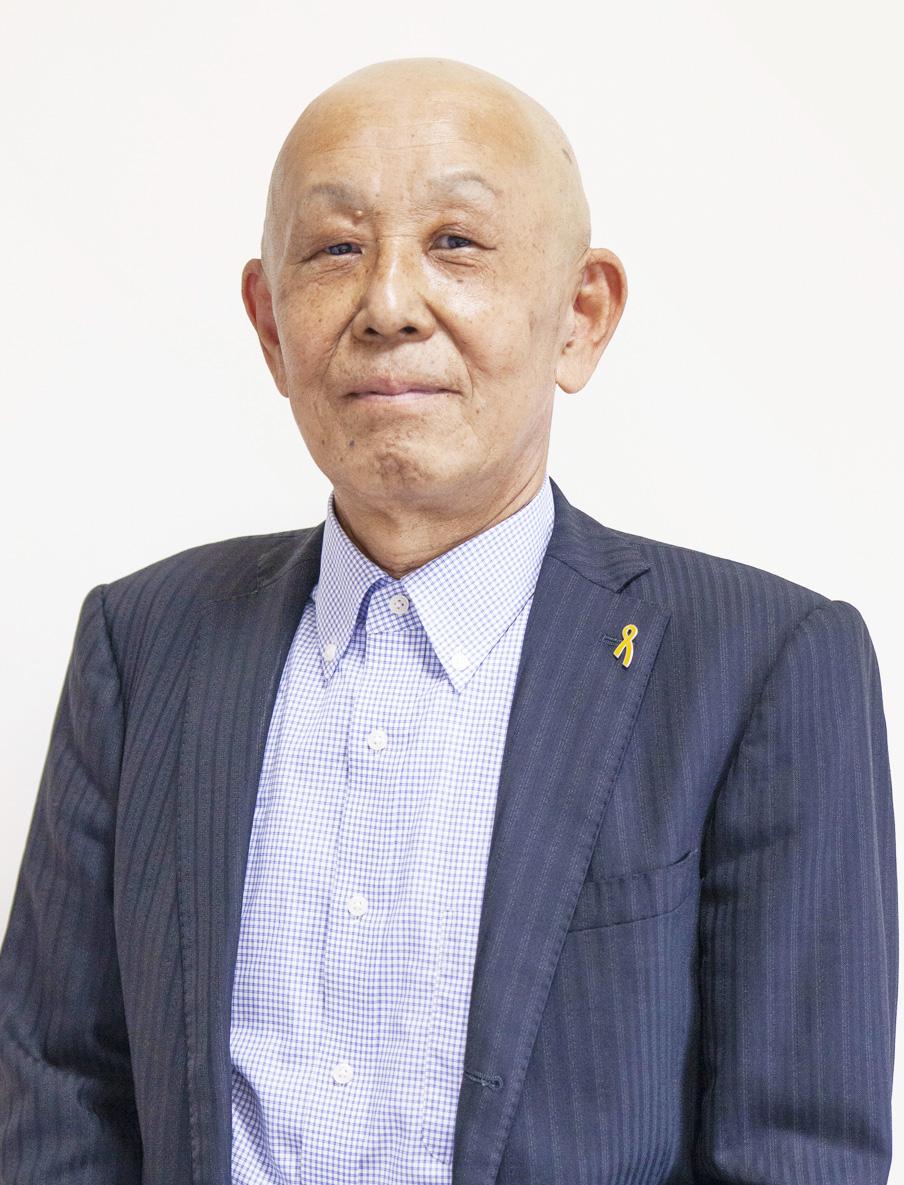 南風荘理事長 藤本
